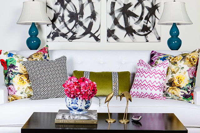 Preciously Me blog : Mimosa Lane Cushion Giveaway