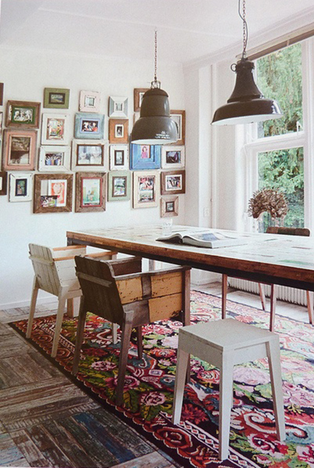 Preciously Me blog : Crush on Moldavian Rug