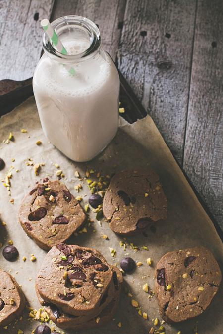 Preciously Me blog : Pistacchio cookies