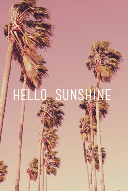 Preciously Me blog : Hello Sunshine