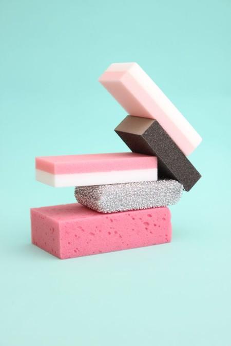 Preciously Me blog: Pink Sponge