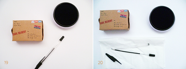 Preciously Me blog : DIY - Tiny Packages