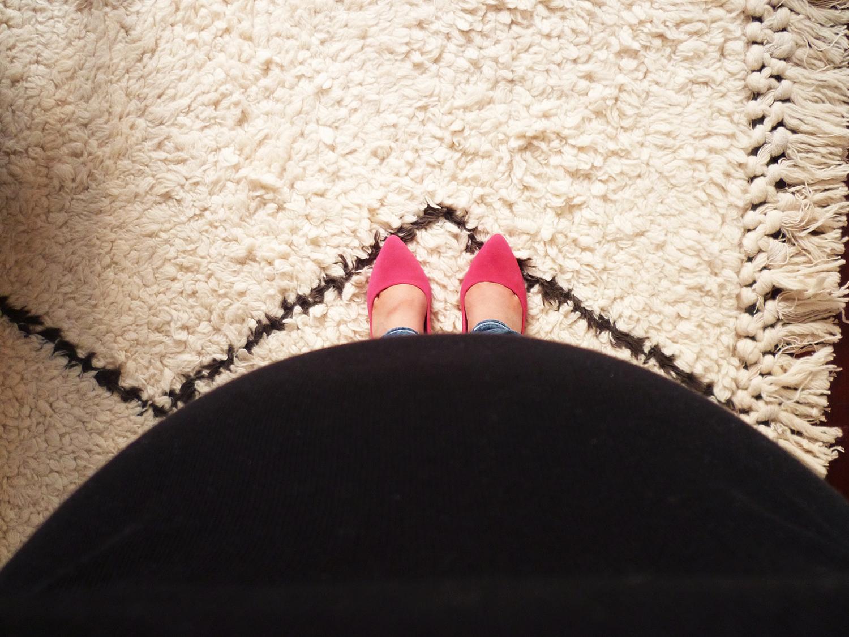 Preciously Me blog : The Bump - Pregnancy Belly Shot