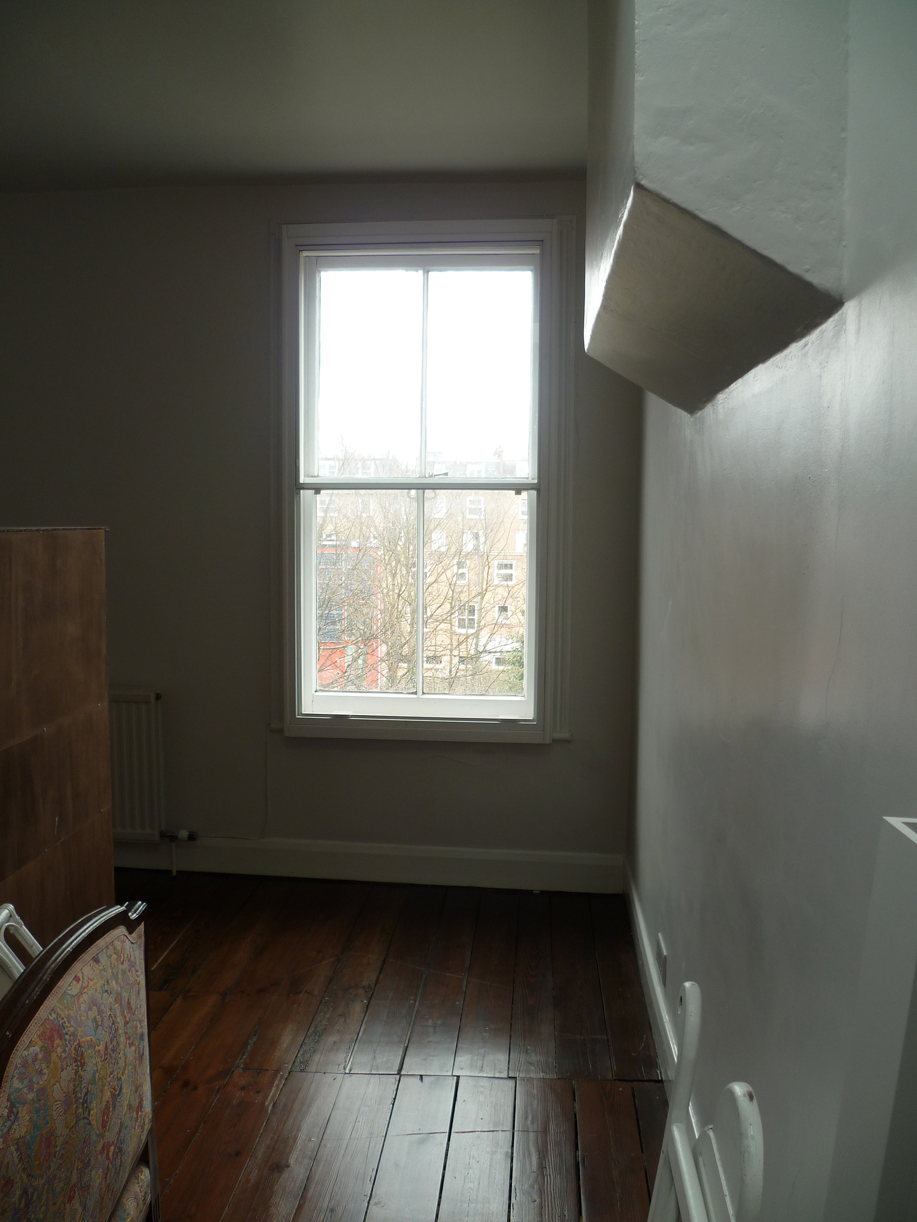 Preciously Me blog : ORC guest participant - Bedroom before