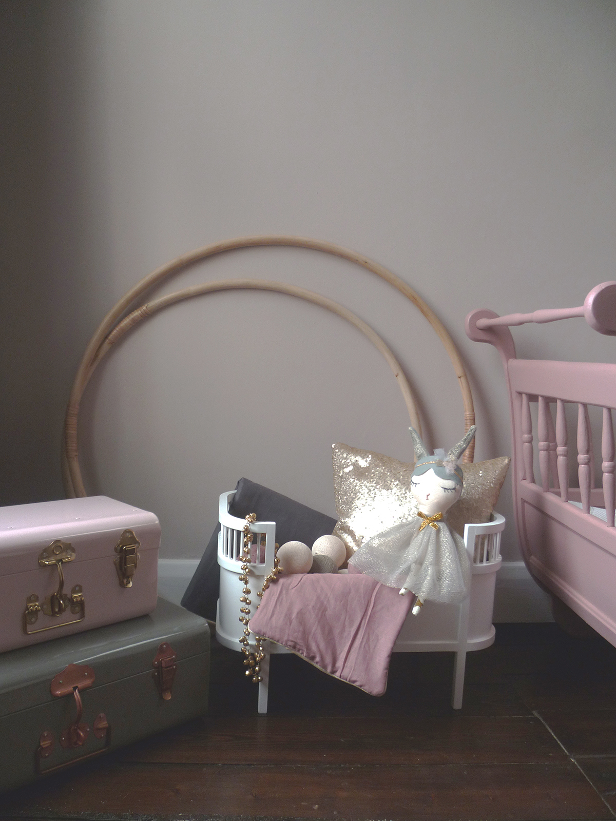 Preciously Me blog : One Room Challenge - Project Nursery