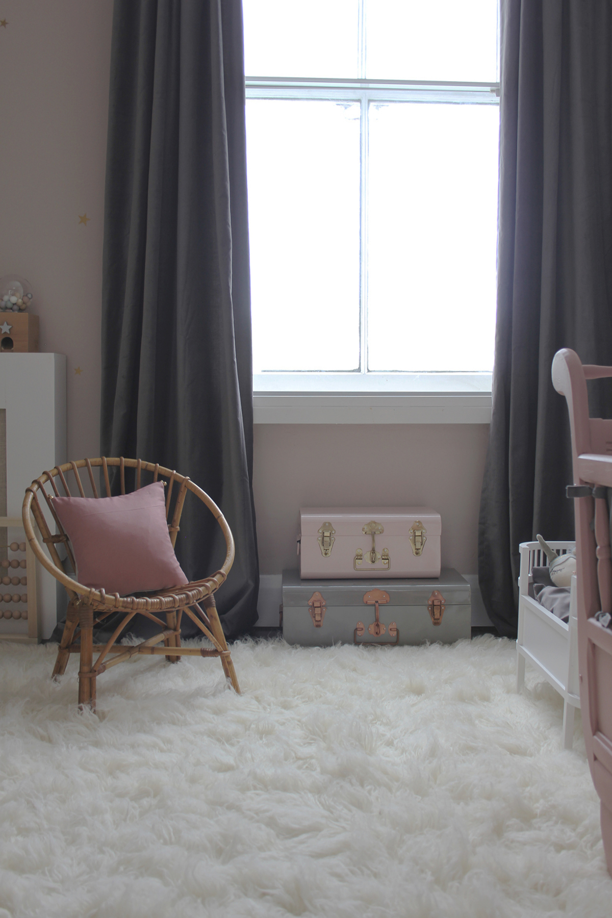 Preciously Me blog : One Room Challenge - Nursery