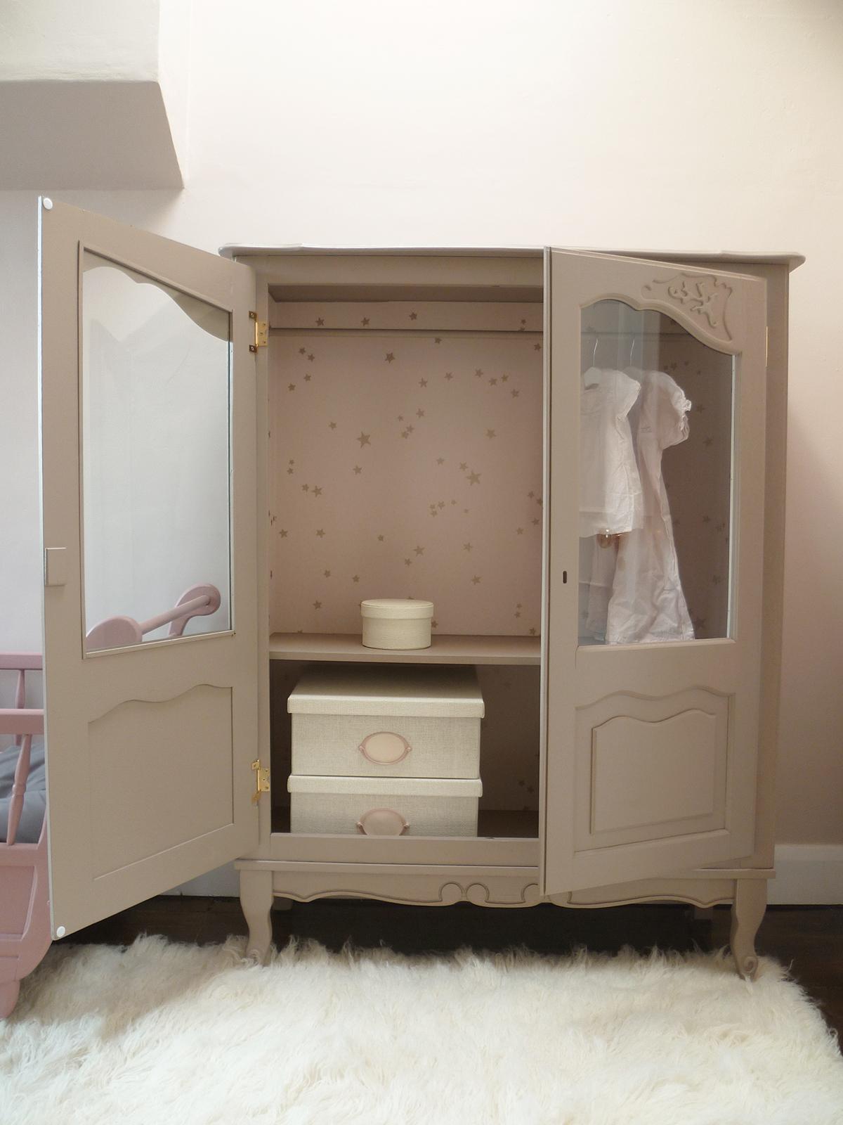 Preciously Me blog : One Room Challenge - DIY Wardrobe makeover