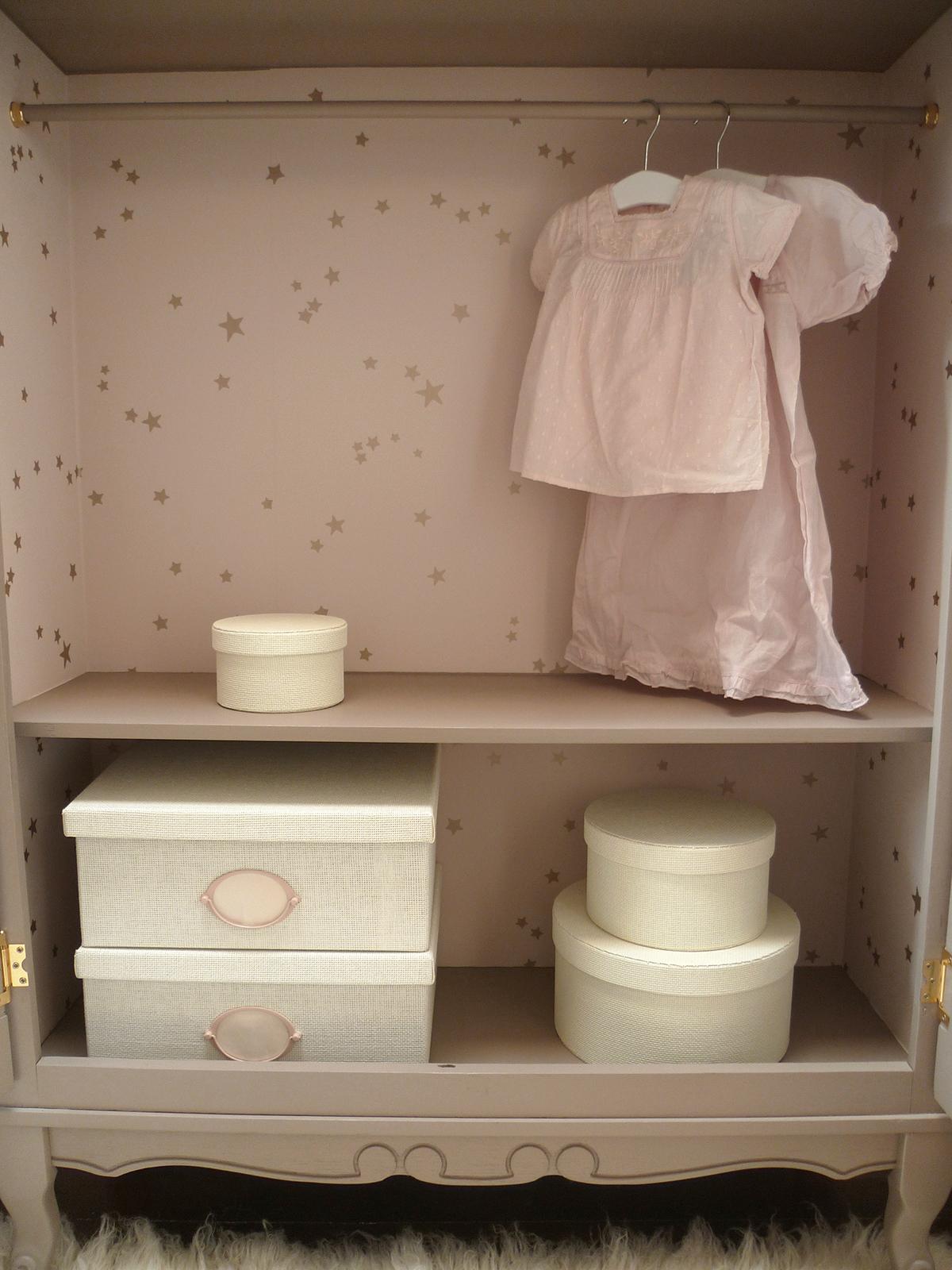 Preciously Me blog : One Room Challenge -DIY Wardrobe makeover