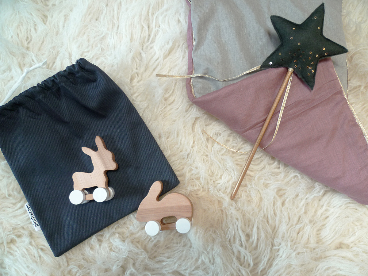 Preciously Me blog : Pinch toys Donkey & Rabbit wooden toys set