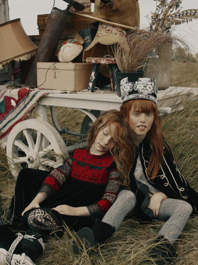 Preciously Me blog : H&M Kids Studio Collection AW 2016