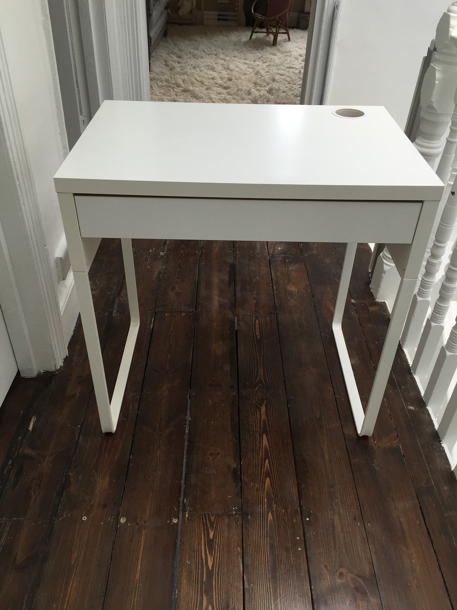 Preciously Me blog : One Room Challenge - Ikea Micke