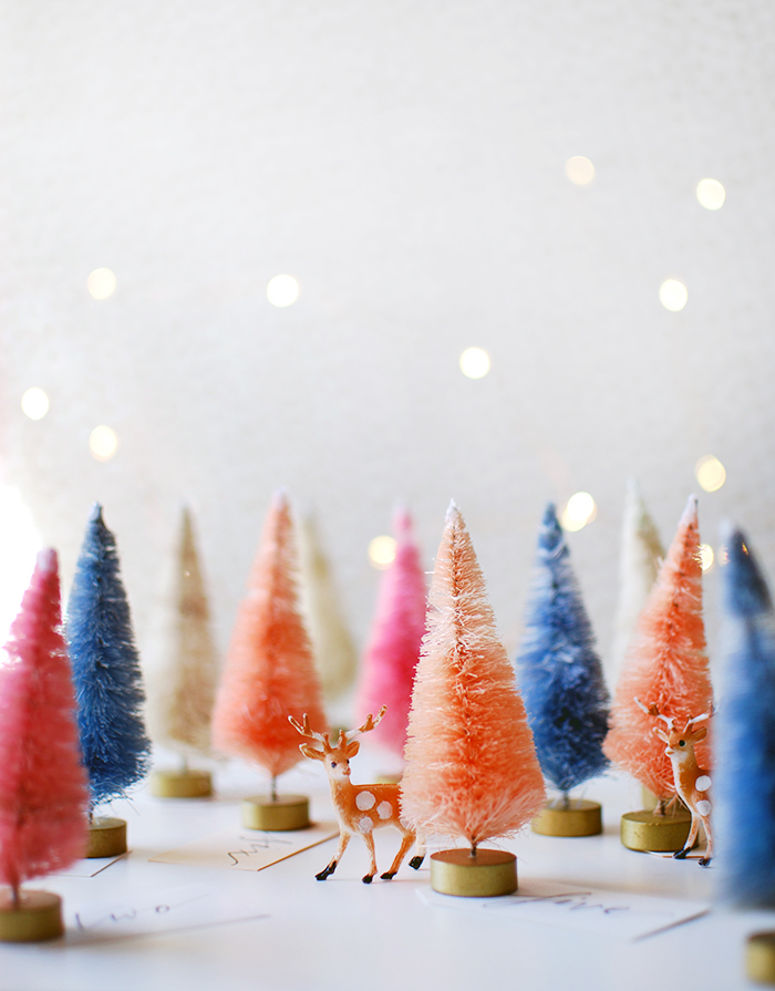 Preciously Me blog : Love it and this is really The Sweetest advent calendar - by We Are Scout