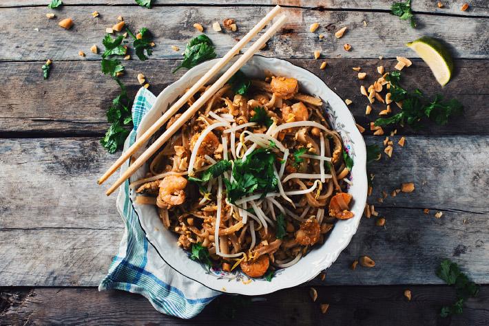 Preciously Me blog : Pad Thai recipe